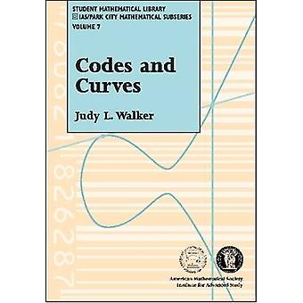 Codes and Curves - 9780821826287 Book