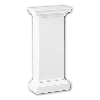 Half column pedestal Profhome 118002