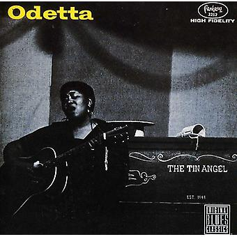 Odetta & Larry - Tin Angel [CD] USA import