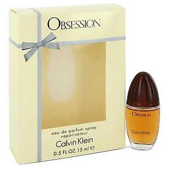 Obsession By Calvin Klein Eau De Parfum Spray .5 Oz (women) V728-400056
