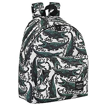BLACKFIT8 Alligator Backpack