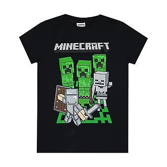 Minecraft Adventure Boy's T-Shirt
