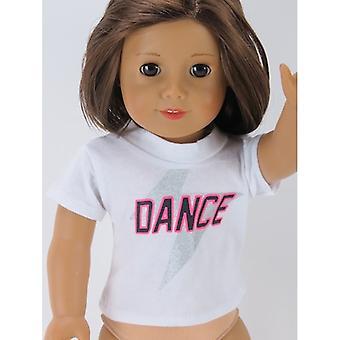 """18"""" traje de baile ropa de muñeca"""