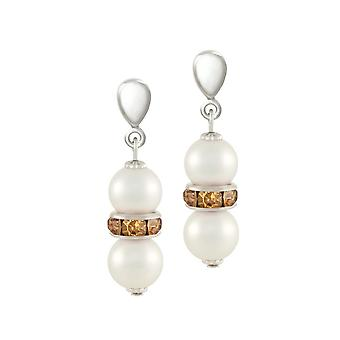 Eternal Collection Kaleidoscope Light Topaz Crystal Shell Pearl Silver Tone Drop Clip On Earrings Eternal Collection Kaleidoscope Light Topaz Crystal Shell Pearl Silver Tone Drop Clip On Earrings Eternal Collection Kaleidoscope Light Topaz Crystal Shell Pearl Silver Tone Drop Clip On Earrings Eternal Collection