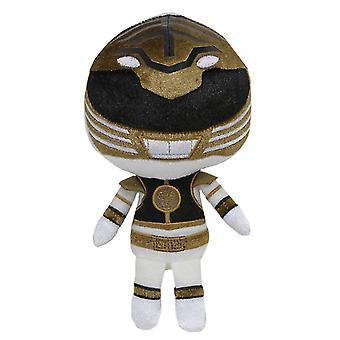 Power Rangers White Ranger Hero Plush