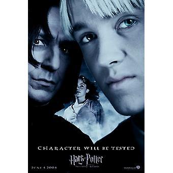 Harry Potter ja Azkabanin vanki (Snape Reprint) (2004) elokuva julisteiden uudelleentulostaminen