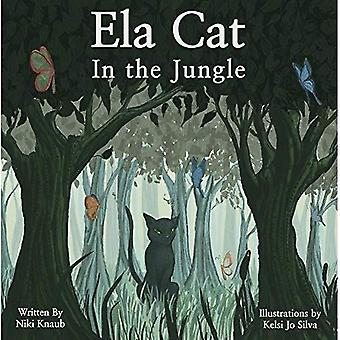 Ela-Katze im Dschungel [Pappband]