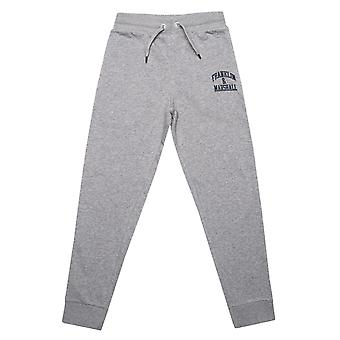 Infant Boys Franklin And Marshall F And M Joggers In Grey- Ribbed Waistband And