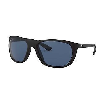 Ray-Ban RB54307 Tappeto nero blu scuro