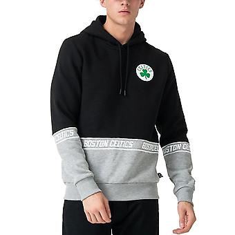 New Era Fleece Hoody - NBA COLOUR BLOCK Boston Celtics