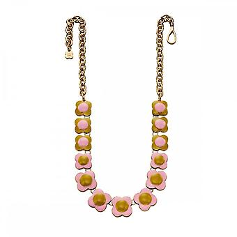 Orla Kiely Gold Plated Necklace N4124