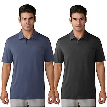 Adidas Golf Herre Johnny krave Polo skjorte