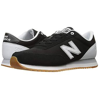 New Balance Men's 501 Lifestyle Fashion Sneaker, Black/White 7 D US