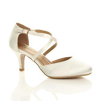 Ajvani donne medio alto tacchino crossover sera scarpe