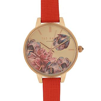 Ted Baker Womens 2759285110000Red Watch