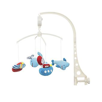 Chipolino Music Mobile Sea for cot and running stable with rotary mechanism