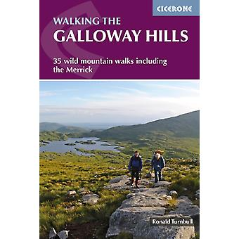 Walking the Galloway Hills by Ronald Turnbull