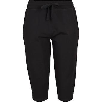Bawełna addict damskie Terry bawełna casual 3/4 Jogging Spodnie
