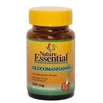 Nature Essential Glucomannan 500 mg. 50 capsules