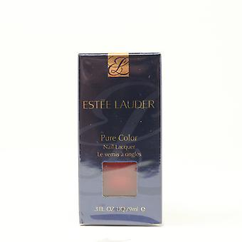 Estee Lauder Pure Color Nail Lacquer  0.3oz/9ml New In Box