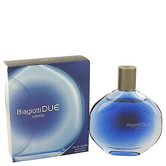 Due Eau De Toilette Spray par Laura Biagiotti 461204 90 ml