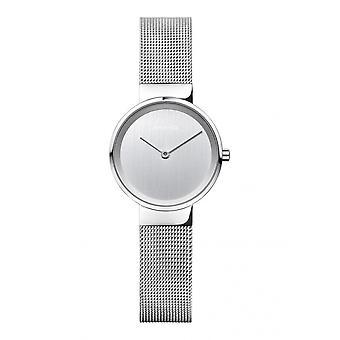 Uhr Bering 14526-000 - Helles Stahlzifferblatt grau Mailänder Stahlarmband