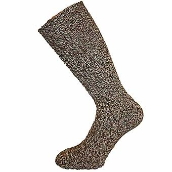 HJ Hall Rambler Walking Outdoor Socks HJ 216 6-7 Brown