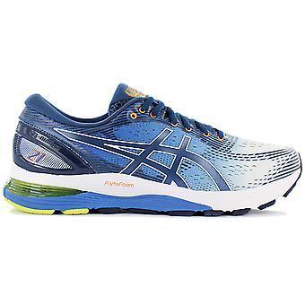 Sapatos esportivos Asics Gel-Nimbus 21 1011A714-100 Tênis Azuis