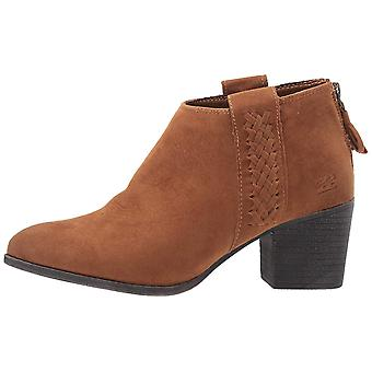 Billabong Women's in The Deets Ankle Boot, Nutmeg, 9 Medium US