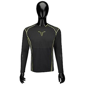 Bauer Premium LS Grip Crew Top - Senior S17