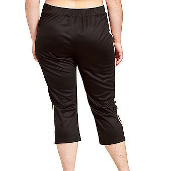 Rösch 1204633-11741 Women's Curve Jet Black Loungewear Pant