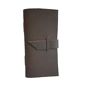 """4 """"x 8"""" brunt skinn Journal Belt wrap design"""