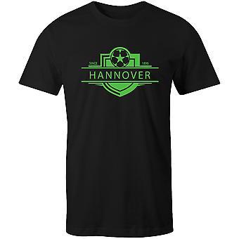 هانوفر 1896 أنشئت شارة كرة القدم تي شيرت