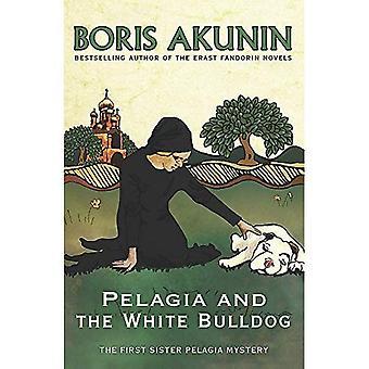 Pelagia och den vita bulldoggen (syster Pelagia gåta 1)