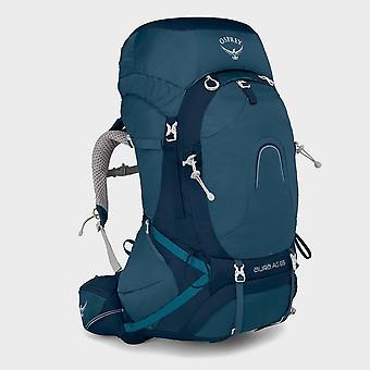 Nya Osprey Women ' s Aura AG 65 liters ryggsäck (medium) blå