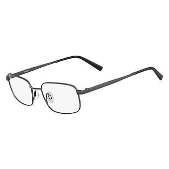 Flexon Collins 600 033 Gunmetal Glasses