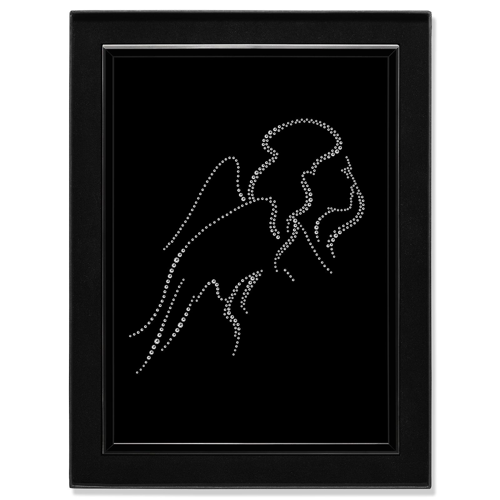 Crystal Art Picture Angel MBP-32