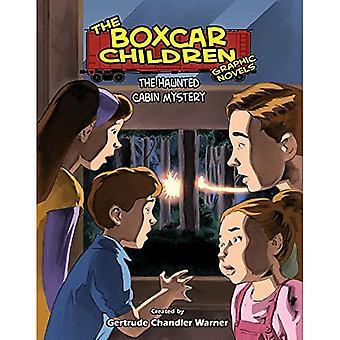 Hjemsøkt hytte mysteriet (Boxcar barn grafiske romaner (Innbundet unummererte))