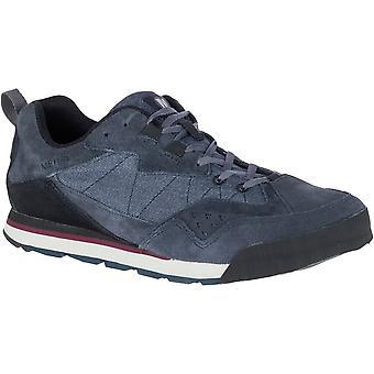 Merrell Burnt Rock Tura Denim Low J93827 universale scarpe uomo tutto l'anno