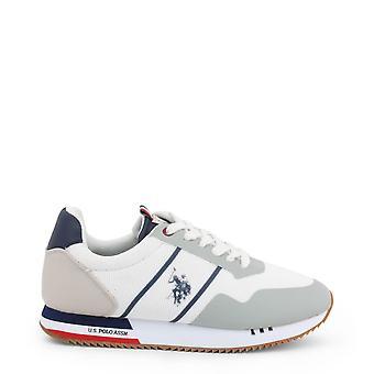 U.S. Polo Assn. Original Men All Year Sneakers - White Color 36600