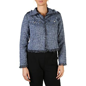 Guess Original Women Fall/Winter Jacket - Blue Color 38095