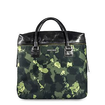 Poliisi Alkuperäinen Miehet Ympäri vuoden Travel Bag - Vihreä Väri 32615