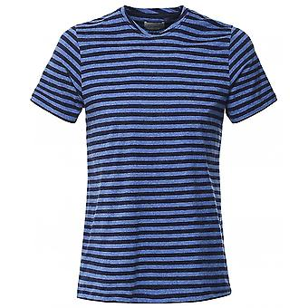 Oliver Spencer Organic Cotton Striped Conduit T-Shirt