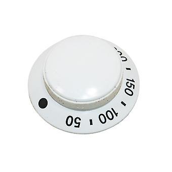 Whirlpool weiß Backofen Temperatur-Regler