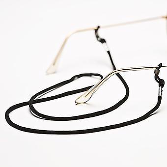 Senile Cord / Eyewear Lanyard Zwarte nylon zonnebril bril