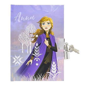 Frozen 2, Secret Diary - Anna