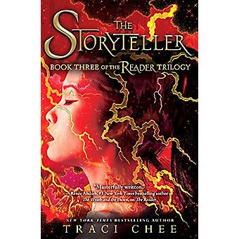 The Storyteller by Traci Chee - 9780399176791 Book