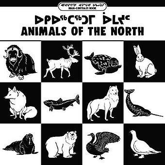 Animals of the North (Inuktitut/English) by Inhabit Education - 97802