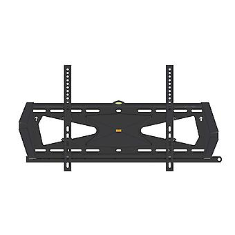 Tilt TV Wall Mount Bracket For TVs 37in to 70in  Max Weight 88lbs  VESA Patterns Up to 600x400  Security Brackets  Works with Concrete & Brick  UL Certified by Monoprice
