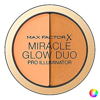 Korostuskynä Miracle Glow Duo Max Factor/20 - Medium - 11 g